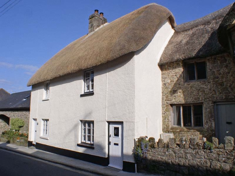 2 Bedrooms Cottage House for sale in Lower Street, Chagford