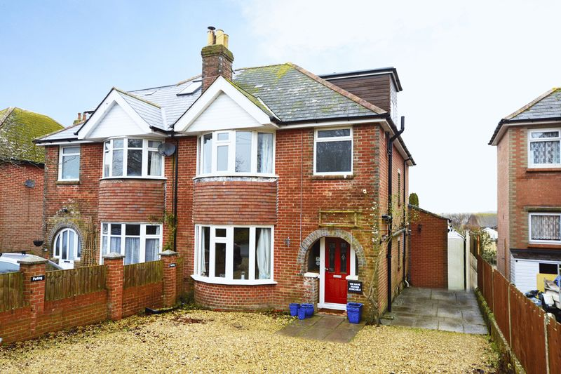 4 Bedrooms Semi Detached House for sale in Bridport Road, Dorchester, DT1