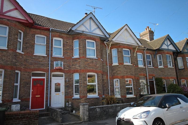3 Bedrooms Terraced House for sale in Dagmar Road, Dorchester, DT1