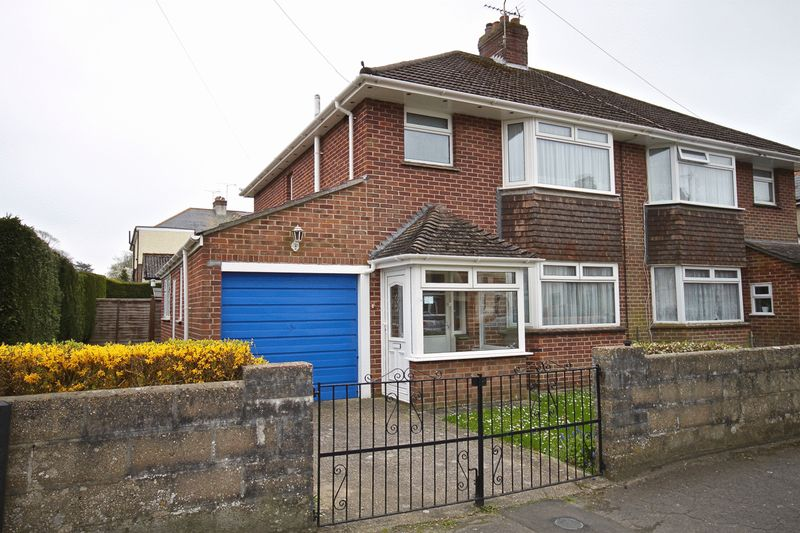 3 Bedrooms Semi Detached House for sale in Louise Road, Dorchester, DT1