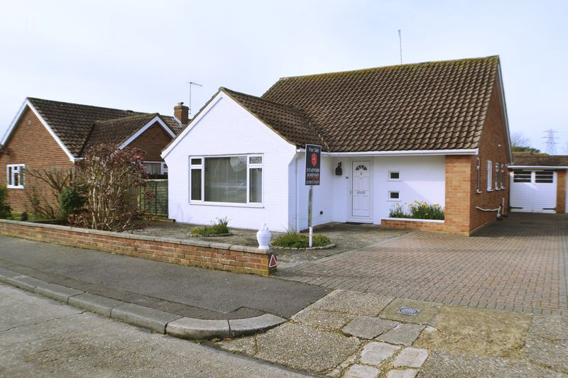3 Bedrooms Detached Bungalow for sale in FERRING