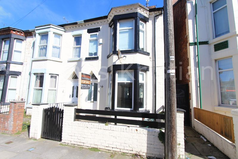 3 Bedrooms Terraced House for sale in Corona Road, Liverpool