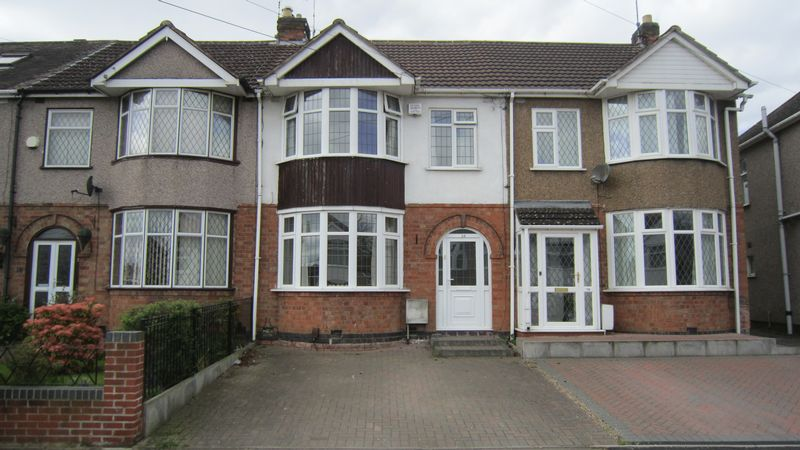 4 Bedrooms Terraced House for sale in Dulverton Avenue, Coundon, Coventry