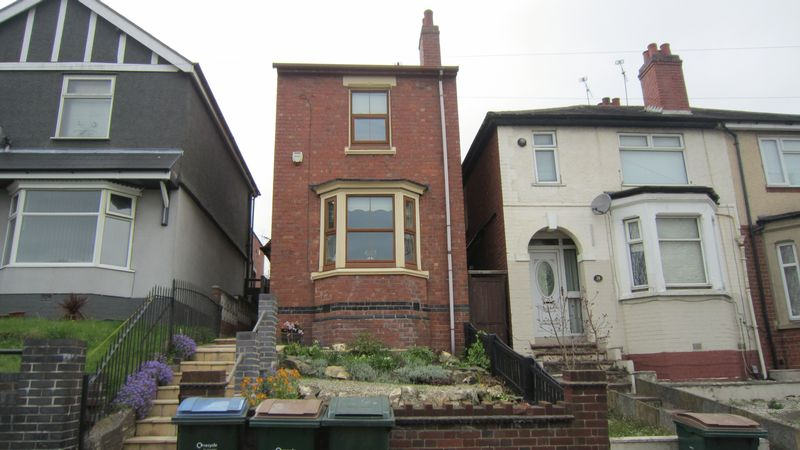 3 Bedrooms Detached House for sale in Hall Green Road, Hall Green, Coventry