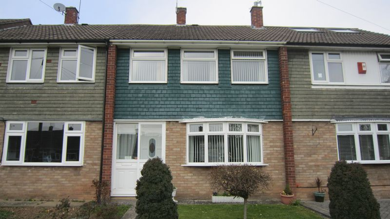3 Bedrooms Terraced House for sale in Sutherland Avenue, Mount Nod, Coventry