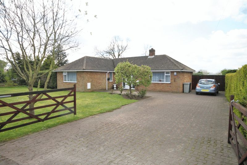 3 Bedrooms Detached Bungalow for sale in KEELING STREET, NORTH SOMERCOTES