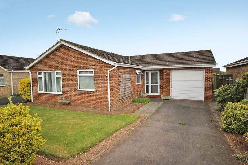 3 Bedrooms Detached Bungalow for sale in Ross-on-Wye