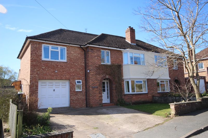 4 Bedrooms Semi Detached House for sale in Merrivale, Ross-on-Wye