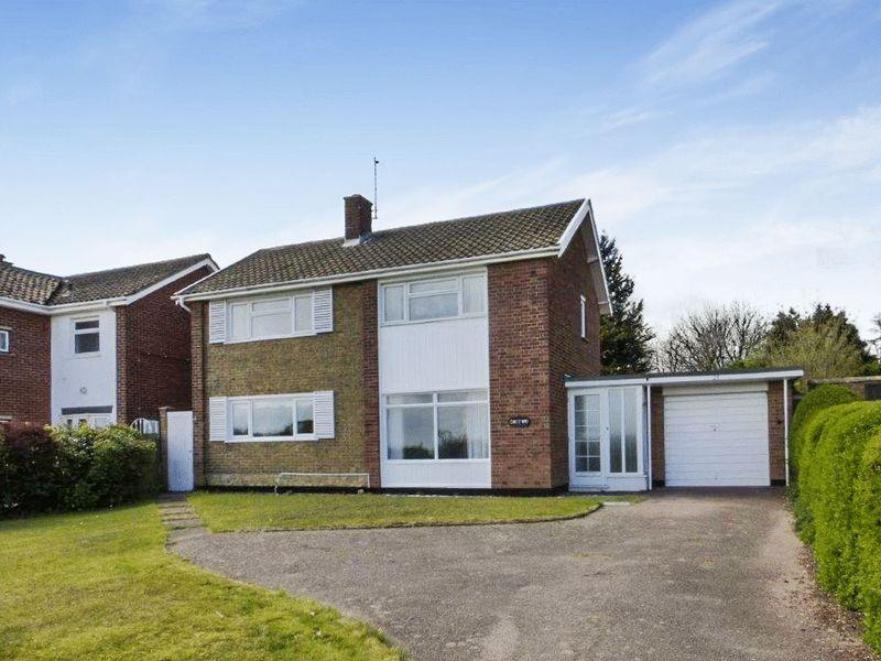 3 Bedrooms Detached House for sale in Gunton