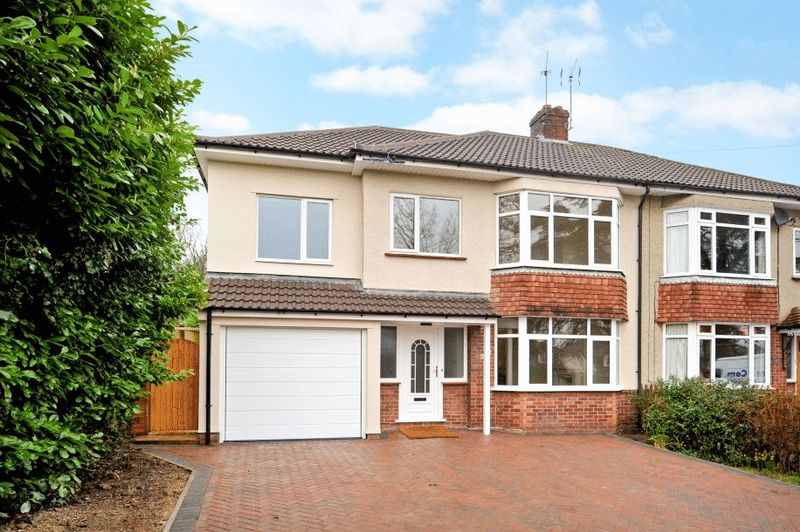 4 Bedrooms Semi Detached House for sale in Canford Lane, Westbury-on-Trym