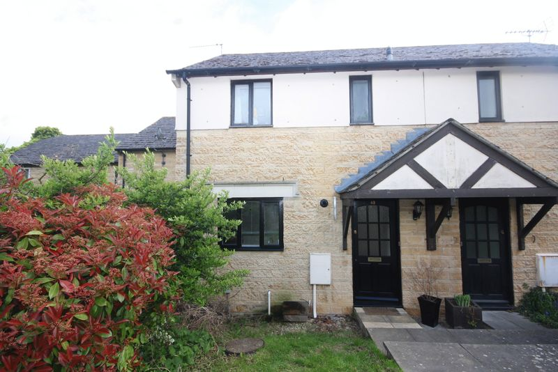 2 Bedrooms Terraced House for sale in Otters Field, Greet, near Winchcombe