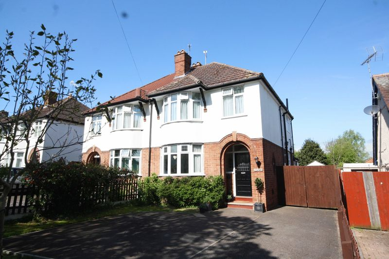3 Bedrooms Semi Detached House for sale in Brooklyn Road, Arle, Cheltenham