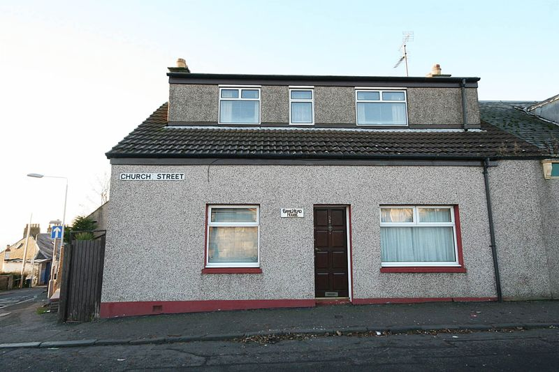3 Bedrooms Cottage House for sale in Church Street, Buckhaven