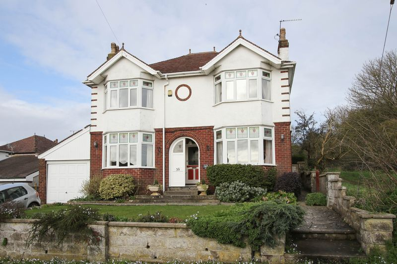 4 Bedrooms Detached House for sale in Dial Hill Road, Clevedon