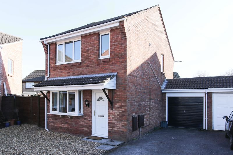 3 Bedrooms Detached House for sale in Westfield, Clevedon