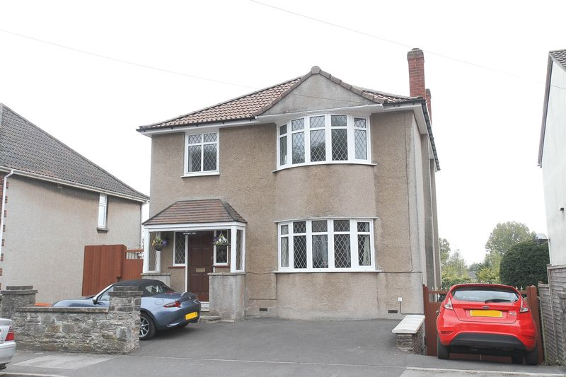 3 Bedrooms Detached House for sale in Highdale Avenue, Clevedon