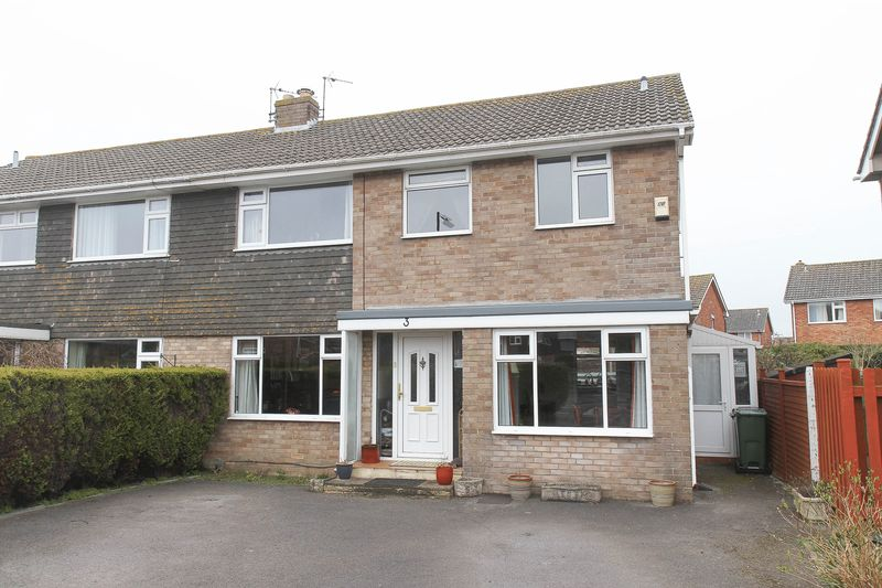 4 Bedrooms Semi Detached House for sale in Southern Way, Clevedon