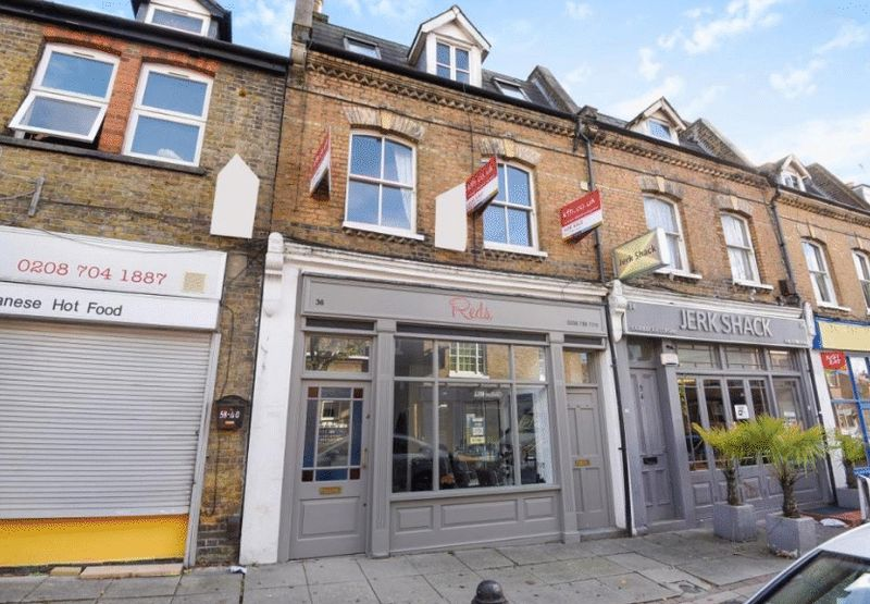 1 Bedroom Flat for sale in Roehampton High Street, London