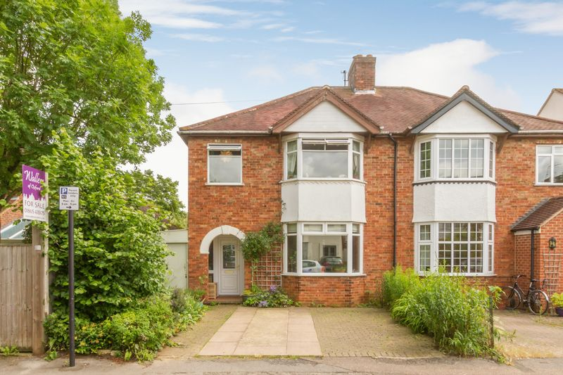 3 Bedrooms Semi Detached House for sale in Southdale Road, North Oxford