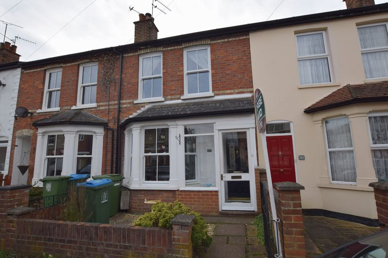 3 Bedrooms Terraced House for sale in Chiltern Street, Aylesbury