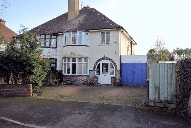 3 Bedrooms Semi Detached House for sale in Merevale Road, Gloucester, GL2 0QY