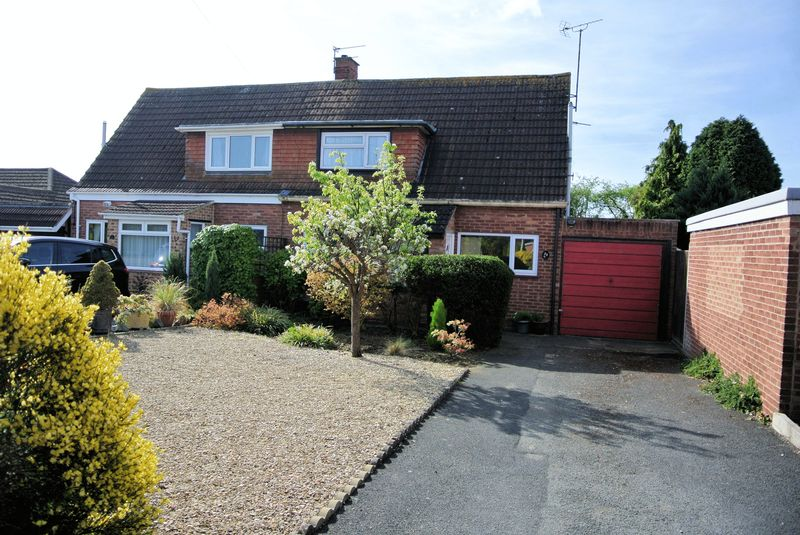 2 Bedrooms Semi Detached House for sale in Laura Close, Gloucester