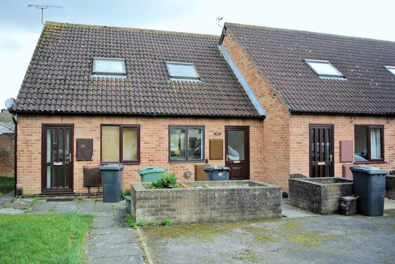 1 Bedroom Terraced House for sale in Milford Close, Longlevens, Gloucester
