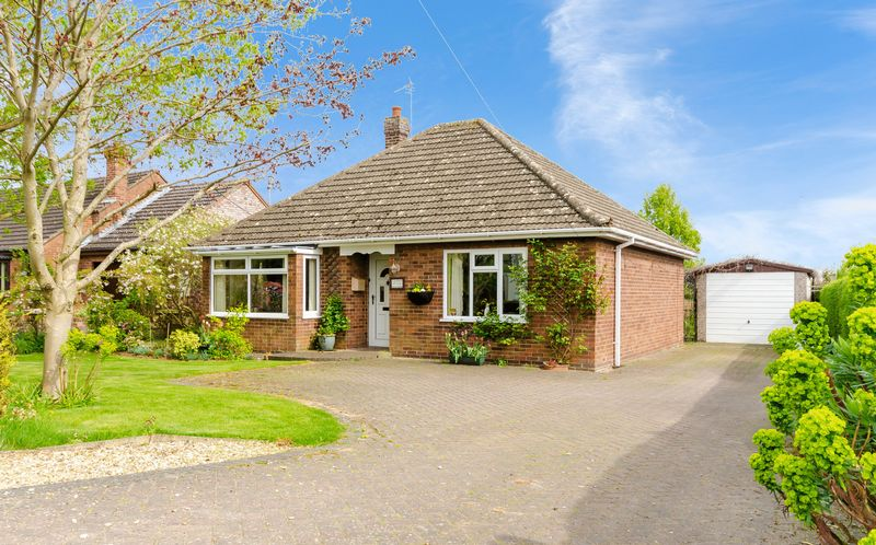 2 Bedrooms Detached Bungalow for sale in Maydene, Bardney Road, Wragby