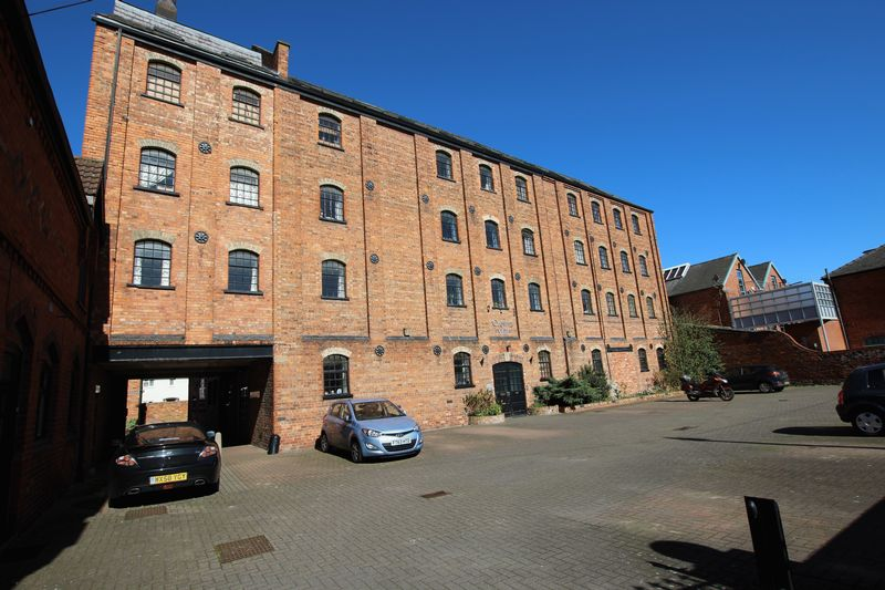 1 Bedroom Flat for sale in 3a Crown Mill, Lincoln