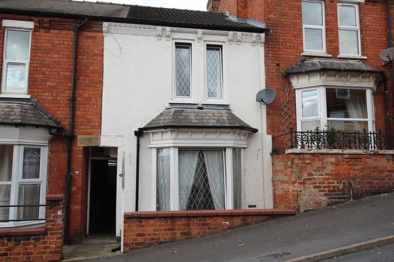 2 Bedrooms Terraced House for sale in 21 Frederick Street, Lincoln
