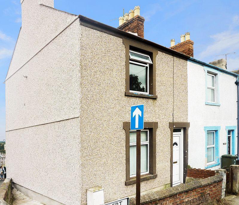 2 Bedrooms Terraced House for sale in Gelert Street, Caernarfon, Gwynedd.