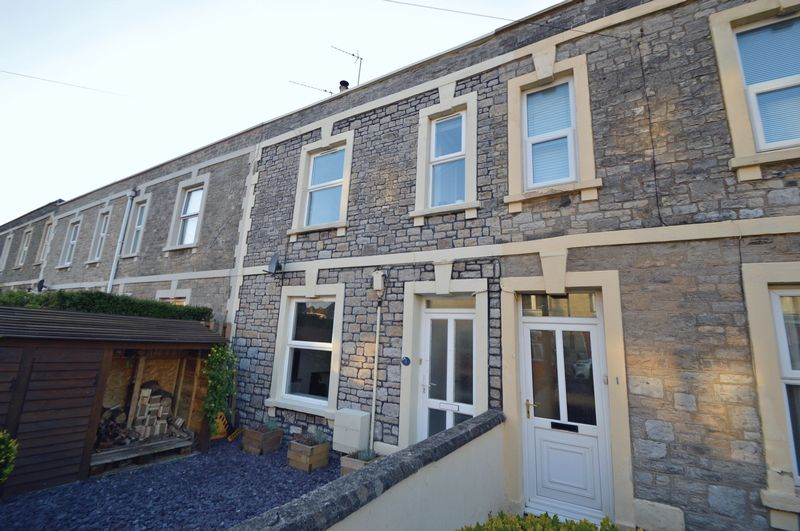 3 Bedrooms Terraced House for sale in Fantastic location not far from the sea front in Clevedon