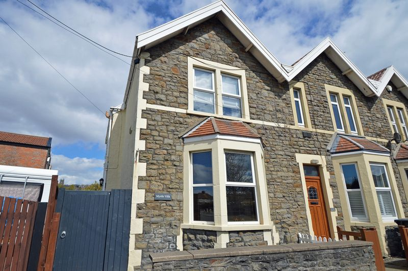 3 Bedrooms House for sale in A stones throw from Clevedon Town centre
