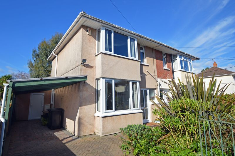 3 Bedrooms Semi Detached House for sale in Mature location easy to the town centre in Clevedon