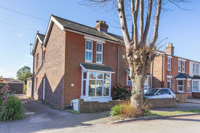 3 Bedrooms Semi Detached House for sale in Southbourne Avenue, Emsworth