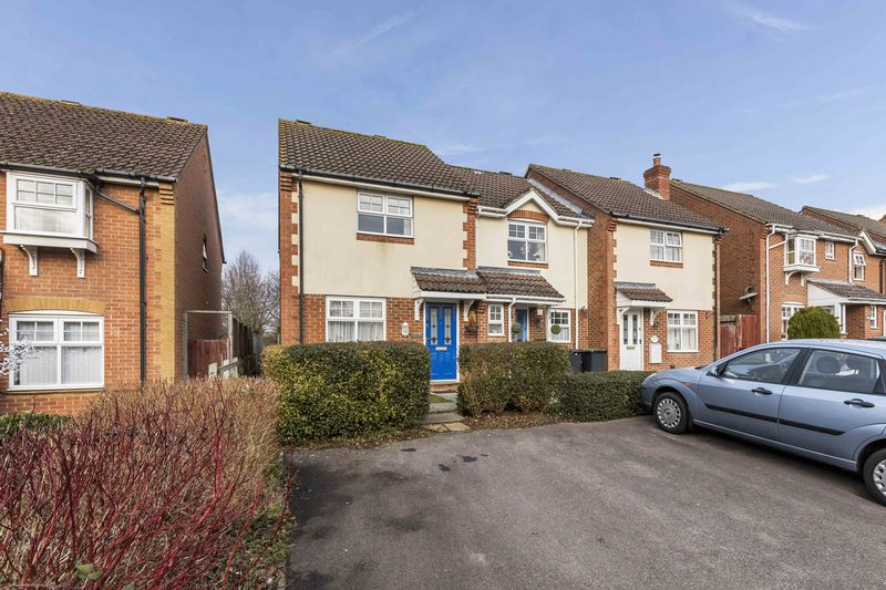 2 Bedrooms Terraced House for sale in Forsythia Close, Denvilles, Havant