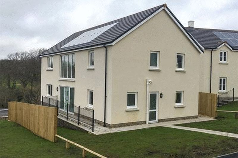 4 Bedrooms Detached House for sale in Plot 3, Green Meadows Park, Tenby