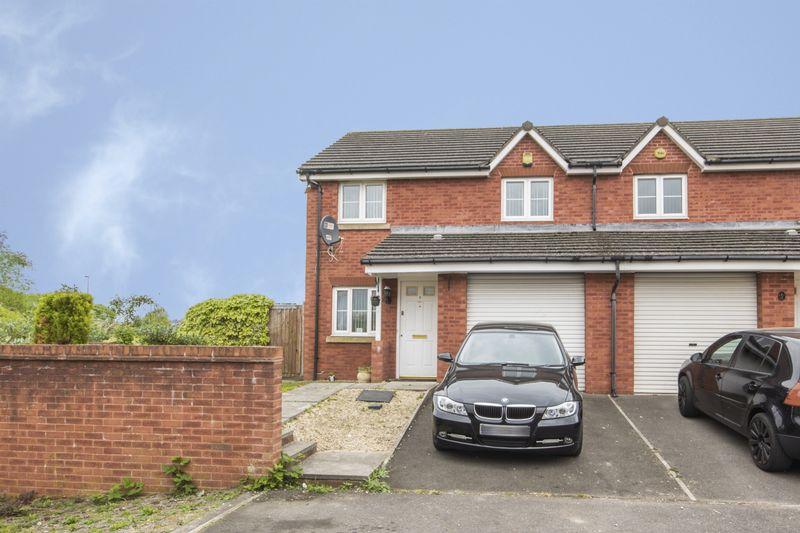 3 Bedrooms Semi Detached House for sale in Argosy Way, Newport