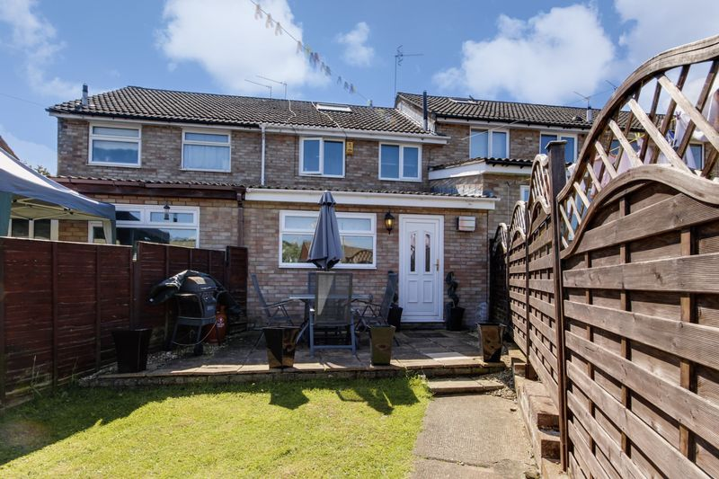 3 Bedrooms Terraced House for sale in Pilton Vale, Newport
