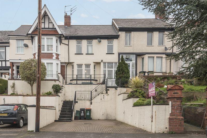 4 Bedrooms Terraced House for sale in Gibbs Road, Newport