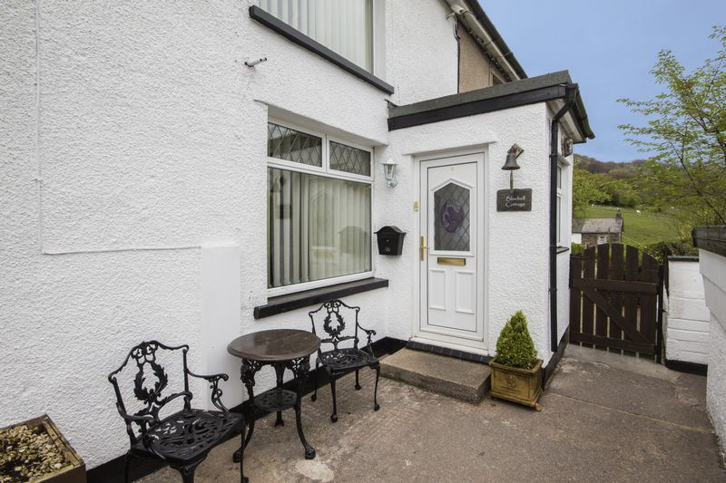 2 Bedrooms Terraced House for sale in Bluebell Cottage, Cwm Y Nant, Newport