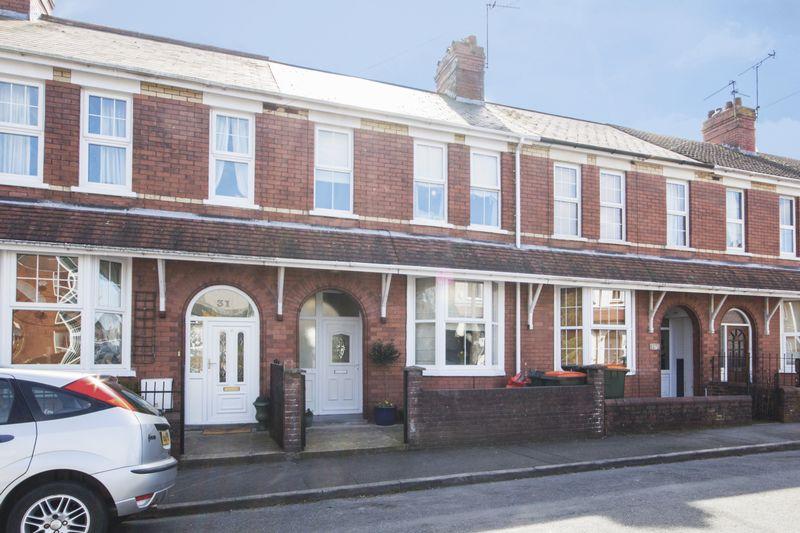 3 Bedrooms Terraced House for sale in Penllyn Avenue, Newport