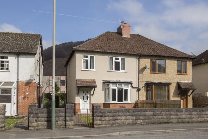 3 Bedrooms Semi Detached House for sale in Waunfawr Park Road, Newport