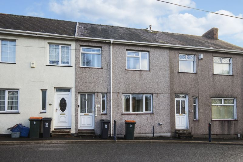 3 Bedrooms Terraced House for sale in St Johns Crescent, Newport