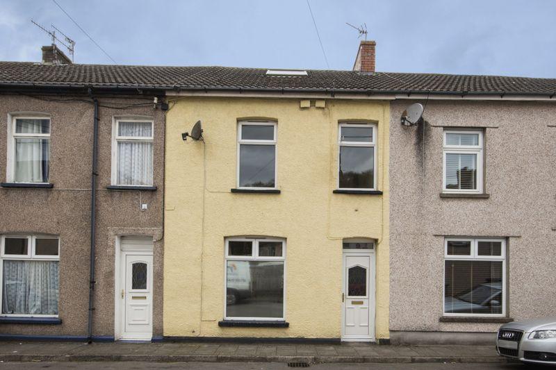 2 Bedrooms Terraced House for sale in Machen Street, Newport