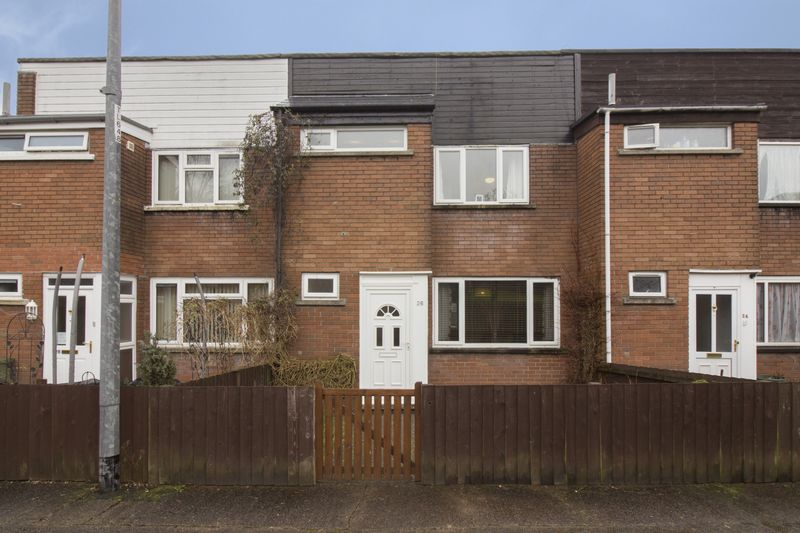 3 Bedrooms Terraced House for sale in Orchard Place, Cwmbran