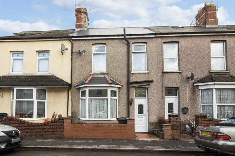 3 Bedrooms Terraced House for sale in Constance Street, Newport