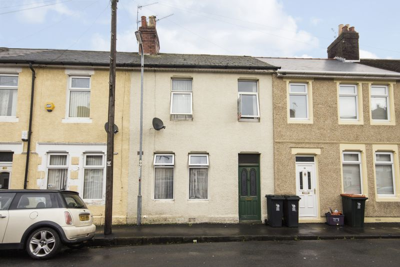 3 Bedrooms Terraced House for sale in Conway Road, Newport