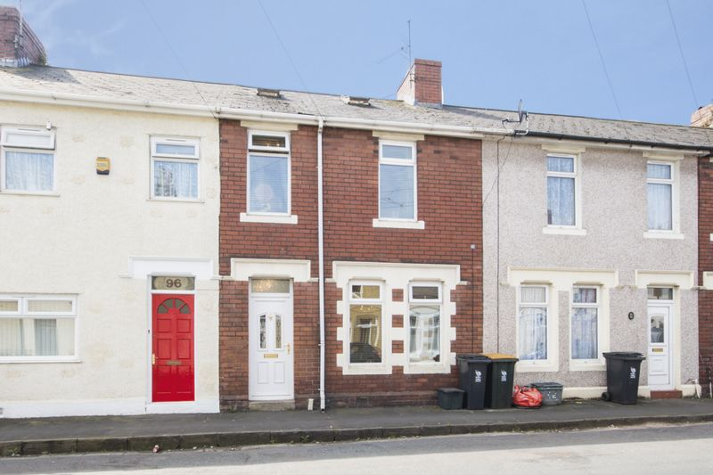 4 Bedrooms Terraced House for sale in Conway Road, Newport