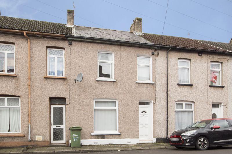 3 Bedrooms Terraced House for sale in Machen Street, Newport